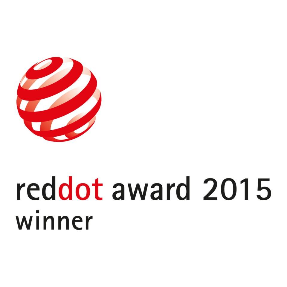 פרס Red Dot לשנת 2015 ל-Geberit AquaClean Mera