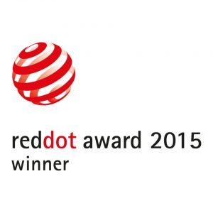 פרס Red Dot לתעלות ניקוז למקלחת של Geberit מסדרת CleanLine
