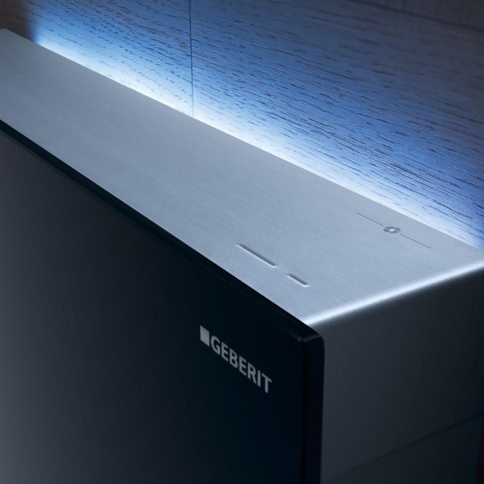 תאורת התמצאות מסוג LED של Geberit Monolith
