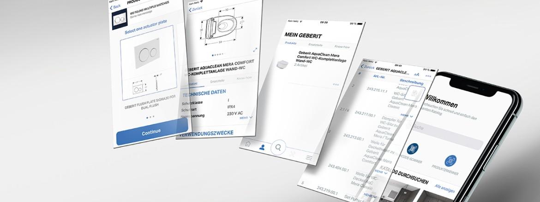 גיבריט פרו - אפליקציה למקצוענים