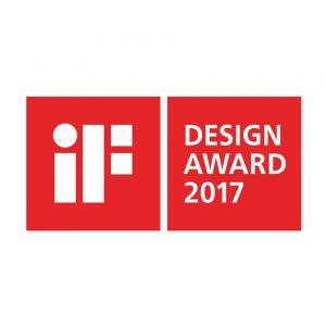 פרס עיצוב המוצר iF לשנת 2017 ל-Geberit AquaClean Tuma