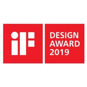 פרס עיצוב המוצר iF לשנת 2019 ל-Geberit AquaClean Sela