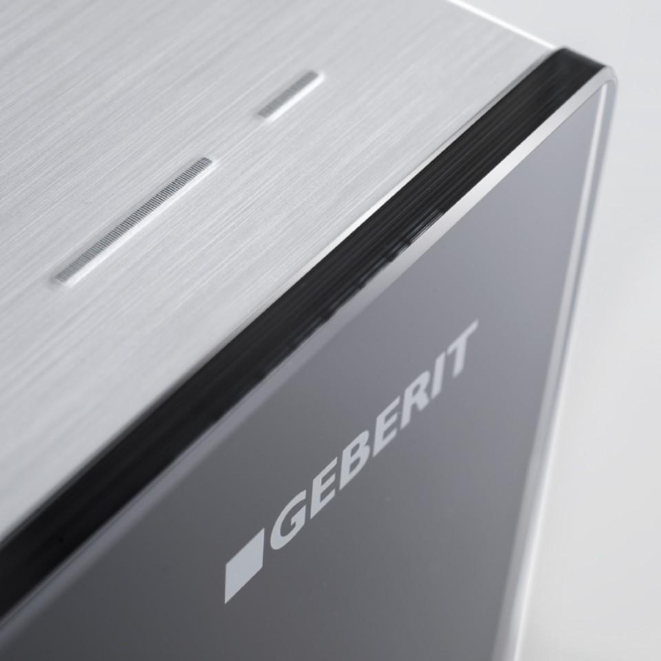 לחצן הדחה ליחידה סניטרית Geberit Monolith