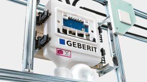 יחידת הסירקולציה של Geberit