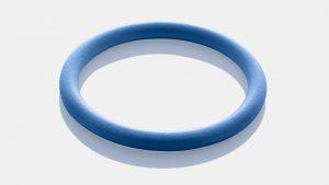טבעת אטימה Geberit Mapress FKM בצבע כחול למתקנים סולריים